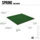 Gazon synthétique Spring