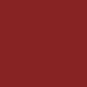 PVC/Vinyle Solid rouge