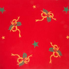 Moquette Noël rouge