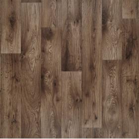 PVC/Vinyle Actual Plus parquet chêne foncé