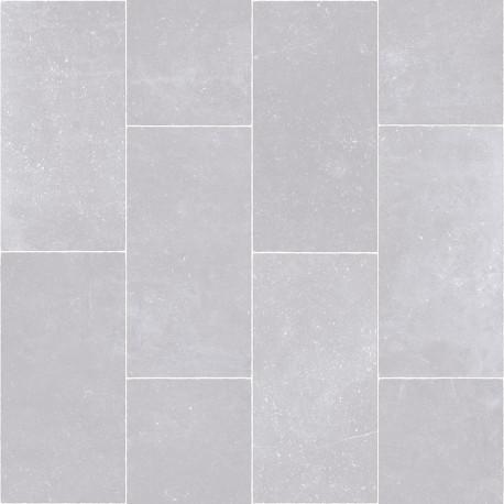 PVC/Vinyle Novo Carrelage gris clair