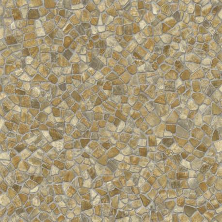 PVC/Vinyle Start Mosaïque pierres reconstituées